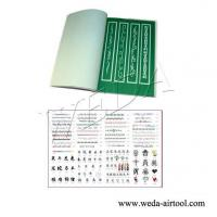 Quality Airbrush Tattoo Stencil and Ink 11 for sale