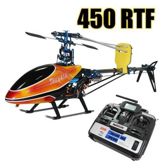 Images of Align T-rex 450 RC Helicopter Toy Hobby 3D ...