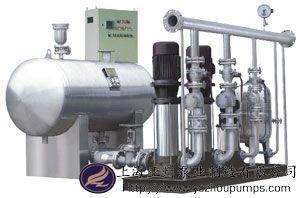 Buy YZWF Series VVVF no negative-pressure water supply equipment at wholesale prices