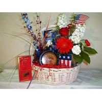 China I LOVE AMERICA Gift Basket [CL2020] on sale