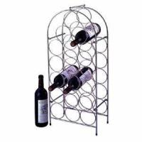 Buy cheap Wire Wine Rack from Wholesalers