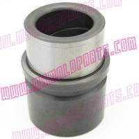 Quality Demountable Carburized Hardened Steel Ball Bearing Guide Bushings with Crossed Oil Grooves for sale