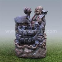 Quality Buddha fountains Buddha grindstone fountains for sale