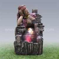 Quality Buddha fountains Sleeping buddha fountains for sale