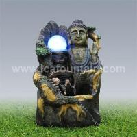 Quality Buddha fountains Buddha tabletop Fountains for sale