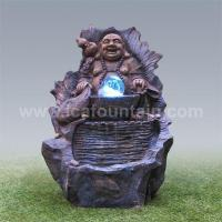 Quality Bamboo fountains China Buddha fountains for sale