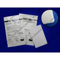 CRCC-CR80F Card reader flocked cleaning card