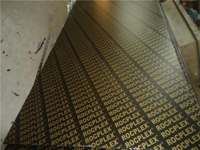 Buy ROCPLEX film faced plywood at wholesale prices