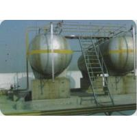 Buy cheap 30000-500000t/y Ammonification Granulation Reaction of sulfuric acid and ammonia from wholesalers