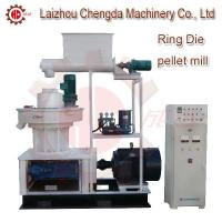 Quality Ring die pellet machine Wood pellet mill for sale