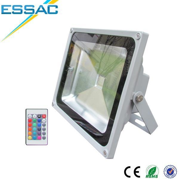 LED Outdoor Lighting RGB LED Flood Light 50w For Sale