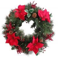 Quality Red Wreath for sale