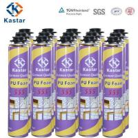 Quality Expandable Foam Insulation Kastar 555 Single Component for sale