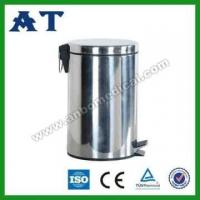 Buy cheap Stainless Steel Pedal Waste Bin from Wholesalers