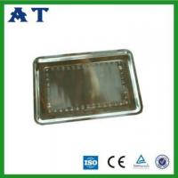 Quality Stainless steel square tray for sale