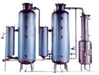 Buy cheap Distillatory and Concentrator WZ 11 500-2000 Dual-effect Concentrator (Reclaim Alcohol) from wholesalers