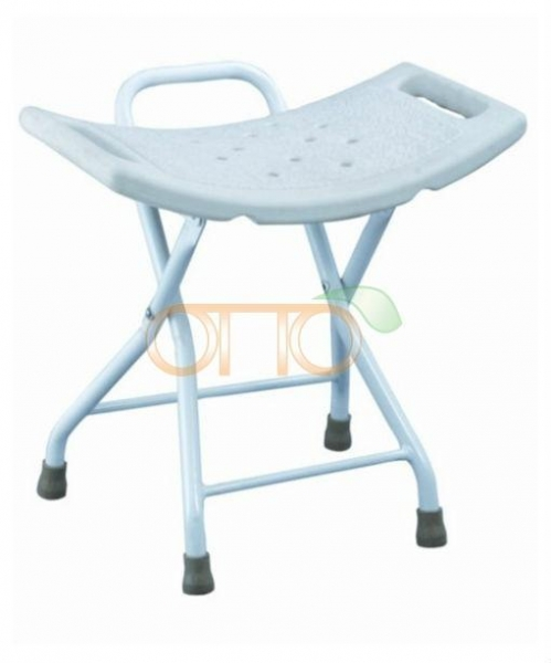 of Bathroom Safety Steel folding shower chair