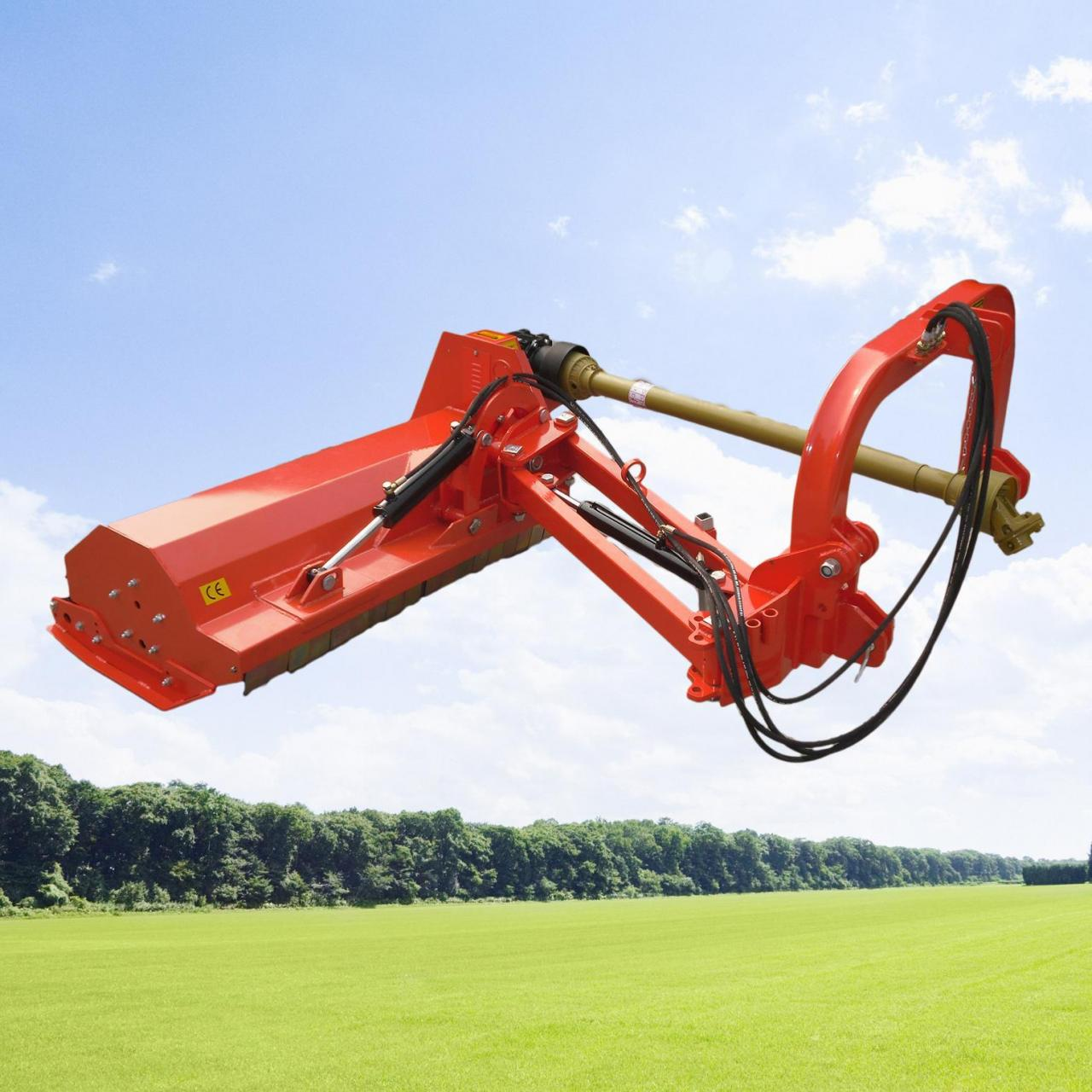 Buy cheap Mower for tractor Side Function Bush Cutter from wholesalers