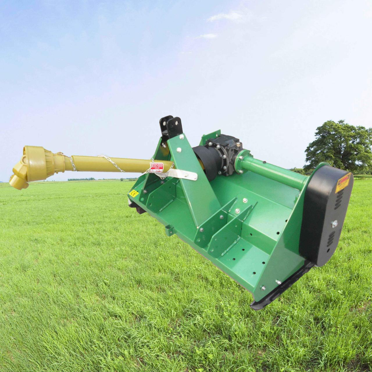 Buy cheap Mower for tractor EFGC flail mower from wholesalers