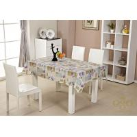 Buy cheap Table Linens Product Description: PVC Tablecloth from Wholesalers