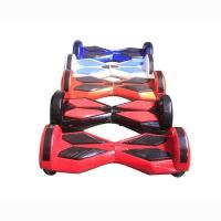 Quality Self Balancing Scooter 6.5 inch Electric Self Balancing Scooter with LED light and bluetooth speaker for sale