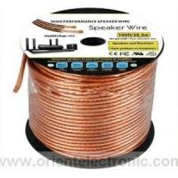 Quality Speaker cable / speaker wire for sale