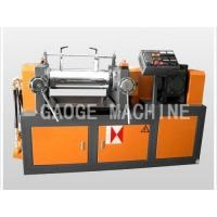 Buy cheap two roll mill rubber from Wholesalers