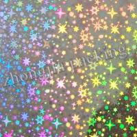 Quality Bopp holographic film Products for sale