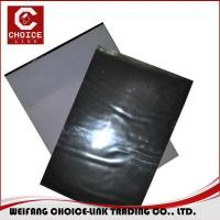 Self adhesive roofing underlayment