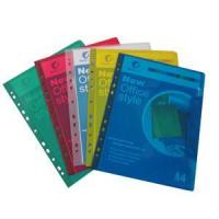 Plastic Binder Envelope