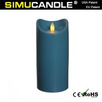 Quality 3.5 Inches Resin Candle LCF7T-B for sale