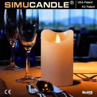 Quality 3.5 Inches Resin Candle LCA5T-I for sale