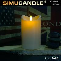 Quality 3.5 Inches Resin Candle LCF5T-I for sale