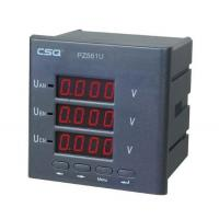 Quality AC Contactors Digital panel voltmeter for sale