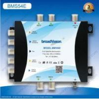 Excellent quality component professional amplification design and low TAP loss 5x4 sat multi switch