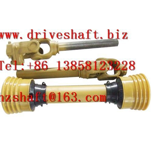 Farm Tractor Drive Shaft : Pto shaft drive driveline agricultural