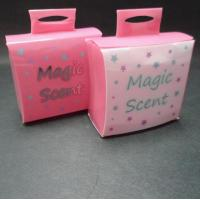Quality small pink plastic pillow box for sale