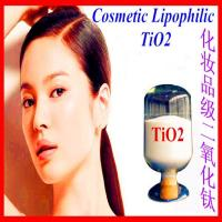 Quality 0969R Cosmetic TiO2 Lipophilic Micrometer Titanium Dioxide for sale