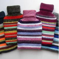 Buy cheap hot water bottle with covers from Wholesalers