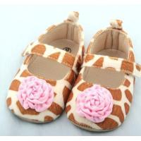 Buy cheap Find the baby gilrs flower shoes-BHGB0818 from wholesalers