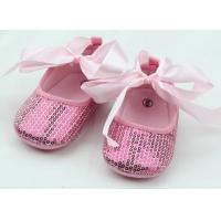 Buy cheap Lace sequin baby shoes for girls-BHGB0933 from wholesalers