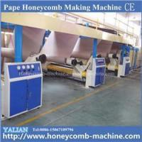 Buy cheap paper honeycomb machine from wholesalers