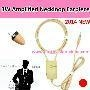 Buy A680L,2014 new designed amplified neckloop earpiece, earpiece 15cm to cellphone at wholesale prices