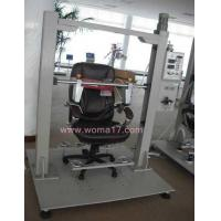 Quality Office chair armrest side pressure endurance testing machine for sale