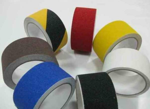 Images Of Solvent Or Acrylic Anti Slip Tape With Different