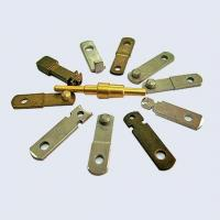 Quality Male Metal Stamping Tab Parts for sale