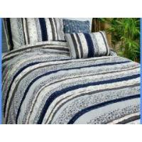 Quality wholesale printed quilted bedspreads/quilt made in china for sale