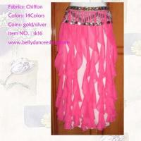 belly dance skirt&veils sk16
