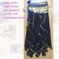 belly dance skirt&veils sk19