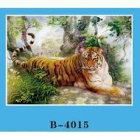 Buy cheap 3D lenticular products 3d tiger picture from wholesalers